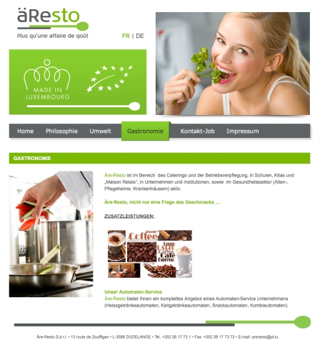Aresto - |     Content page