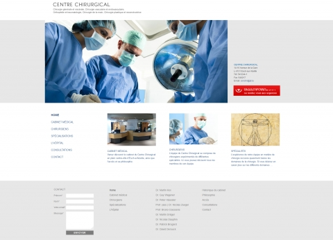 Centre Chirurgical - |     Start page